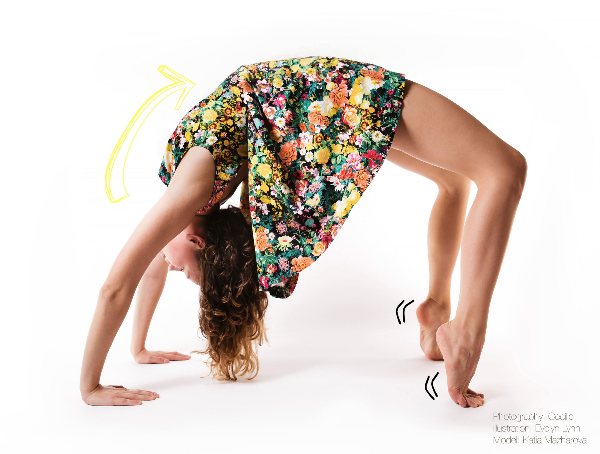 Yoga Photography & Illustration