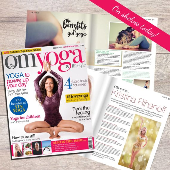 Om Yoga Magazine - London