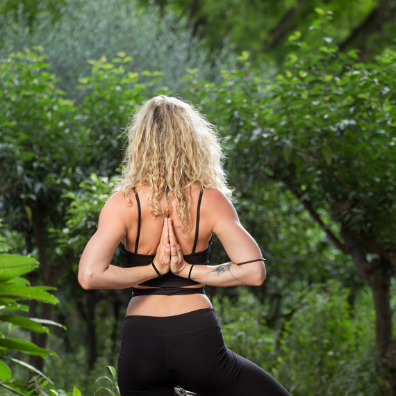 Shambhala - Yoga Photography