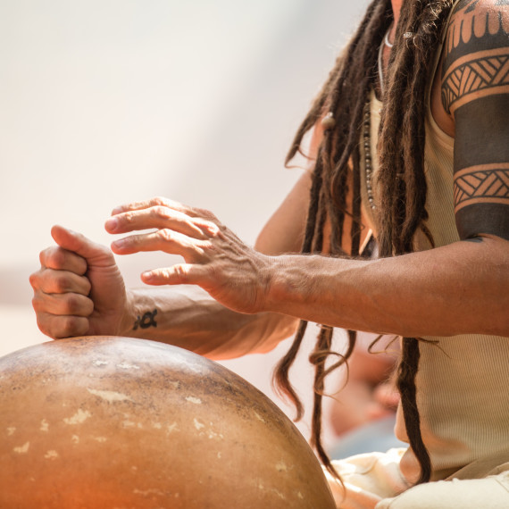 Barcelona Yoga Conference - Yoga Photography