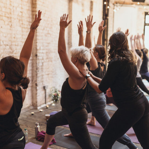 Yoga Brunch Club London