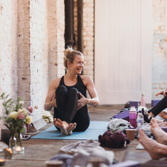 Yoga Brunch Club - London