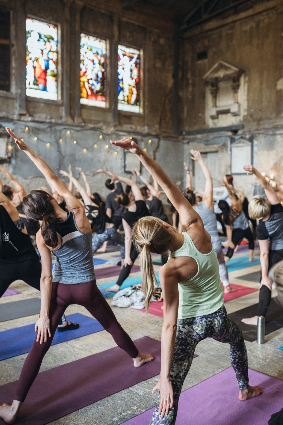 London Yoga Brunch Club